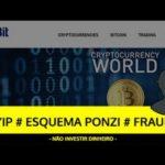 Análise AIRBITCLUB HYIP, ESQUEMA PONZI, FRAUDE – SCAM Bitcoin!