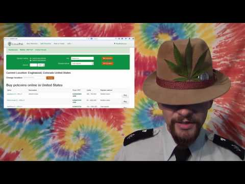 Mad PotCoins Buys Locally