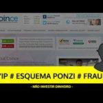 Análise COINCE HYIP, ESQUEMA PONZI, FRAUDE – SCAM Bitcoin mining!