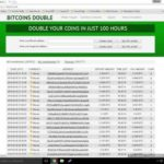 Bitcoin Double – Scam Alerta!!