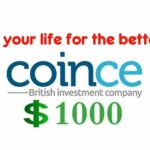 Explain coince Investments was founded in 2008 to give 2%
