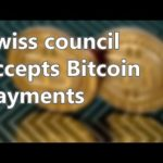 Swiss council accepts Bitcoin payments | Short News