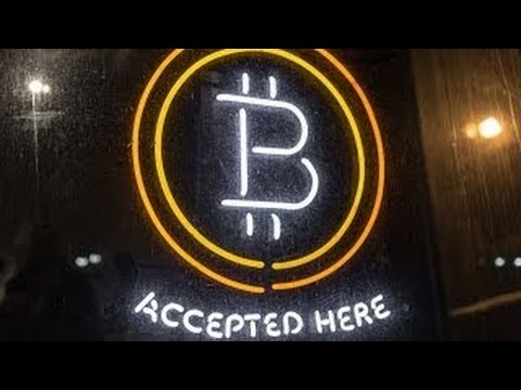 BITCOIN The FUTURE of MONEY? Living with Bitcoin for 1 Week