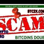Bitcoin Double (btc2x.com) – СКАМ/SCAM! #Сайт на проверку