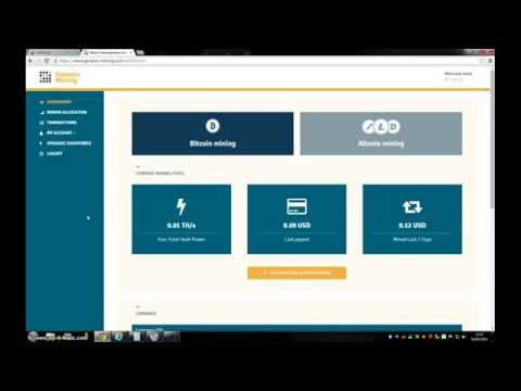 Genesis Mining Vs GAW Miners Day 2, First full Payment Comparison