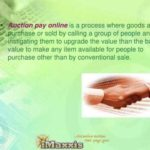How to make money with auction pay online?
