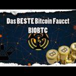 [Wahrscheinlich Scam] BioBTC | Das BESTE Bitcoin Faucet