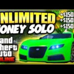 "GTA 5 Online: *SOLO* ""1.33 MONEY GLITCH"" Patch 1.33/1.28 ""ALL CONSOLES"" (GTA 5 Money Glitch 1.33)"