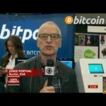 Bitcoin – Festival de Tecnologia – Reportagem Globo News