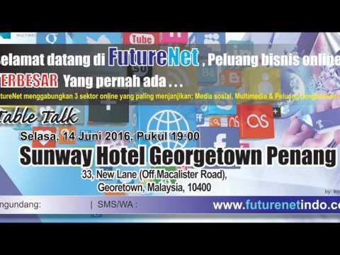 Penerangan Futurenet, Why I join futurenet, not scam , not ponzi, not hyip, no fix income