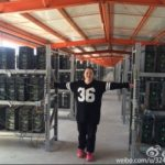 Look Inside China's largest Bitcoin mining operation