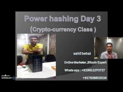 Power Hashing Day 3- What Is Bitcoin Mining And Why We Need This Process+917838802024 ,9911070727