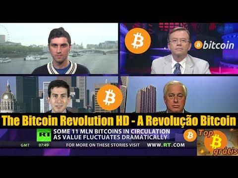 The Bitcoin Revolution [HD] - A Revolução Bitcoin