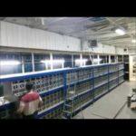 Genesis Mining  – Montagem das novas máquinas na Terra do Gelo