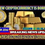 New Currency GCCcoin – GCCcoin Breaking News Update – GCCcoin Summer promotion – New Cryptocurrency