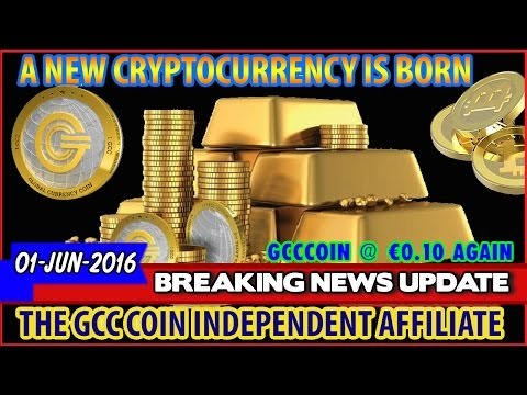 New Currency GCCcoin - GCCcoin Breaking News Update - GCCcoin Summer promotion - New Cryptocurrency