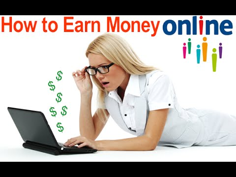 How to make money online in 2016 within a week - 100 ways to earn money online