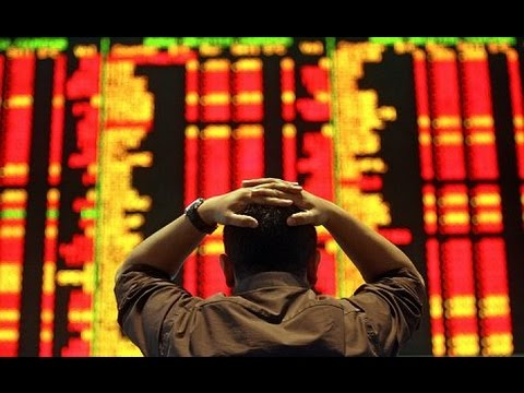 STOCK MARKET CRASH – US Stocks Plunge, Wiping Out July's Gains