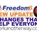 Freedom5 Great New Changes Freedom 5 Review No Scam Freedom5 Review Freedom5 Revshare Tutorial