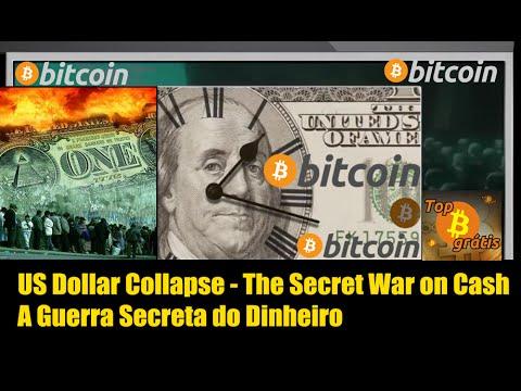 US Dollar Collapse - The Secret War on Cash - A Guerra Secreta do Dinheiro [HD]