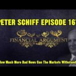 Peter SCHIFF 13 May 2016 Episode 167 How Much More Bad News Can The Markets Withstand