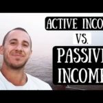 How To Make Money Online – Passive Income Vs Active Income (Make Money From Home)