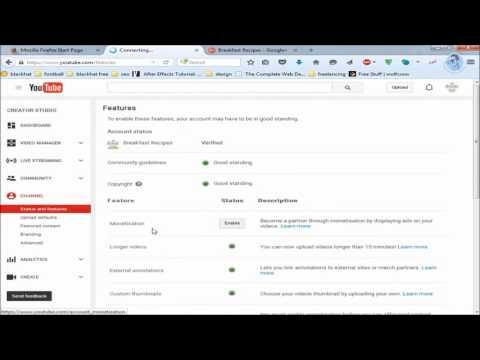 How to Earn Money on YouTube In Urdu Hindi Tutorial part 8