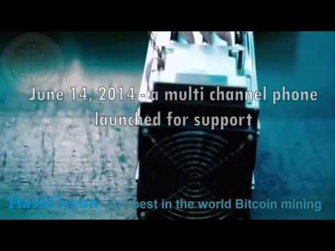 Hash Ocean   Bitcoin Cloud Mining №1 in the world! History