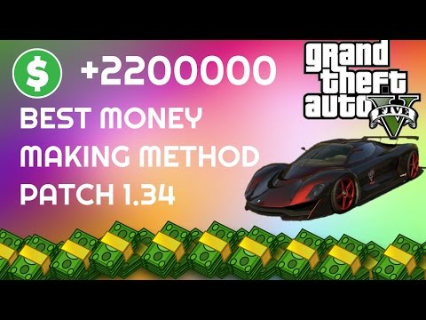 GTA 5 NEW BEST MONEY MAKING METHOD IN THE FINANCE AND FELONY DLC (How To Make Money In GTA Online)