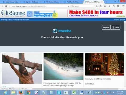 pay per click make money online