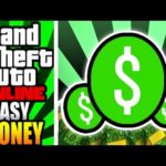 GTA 5 Online – How To Make Money In GTA Online *EASY* Money Method In GTA 5 Online 1.34