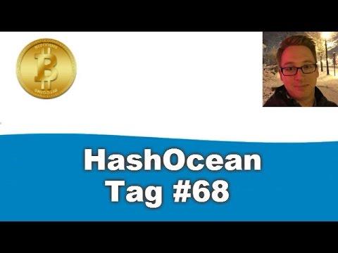 Hashocean Tag 68 - Erträge auf Autopilot & Bitcoin Preis geht durch die Decke