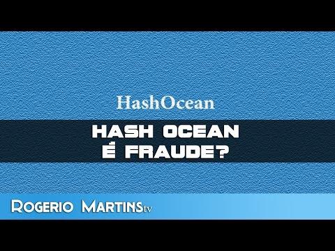 Hash Ocean - O Scam, pirâmide, ponzi em escala mundial