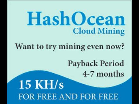 HashOcean Top Cloud Bitcoin Mining