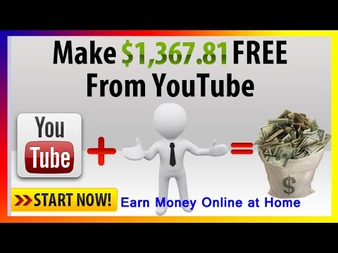 General discussion of Earn money online from Youtube Bangla tutorials