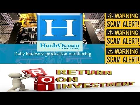 Vale a pena HashOcean? É Scam? Qual o Risco?