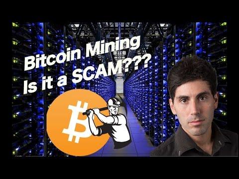 Bitcoin Mining SCAM??? You Decide | Hashocean | bitclub network | Genesis Mining