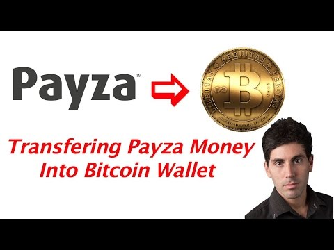 Bitcoin 2016 Payza to Bitcoin Transfer