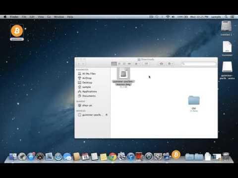 UPDATED How to do GPU Bitcoin Mining on a Mac Easily