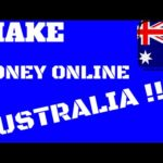 Make money online australia | How to make money online in Australia | Discover how to now!