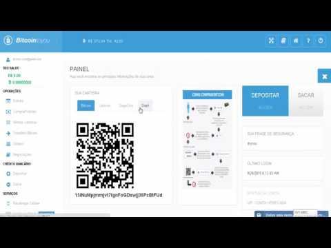 HashOcean Minerar BitCoins 15 KHs Gratis PORTUGUES