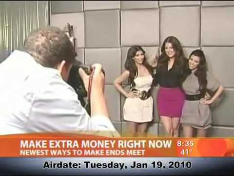 Make Extra Money Right Now GMA report 01-19-2010 - work from home 2016
