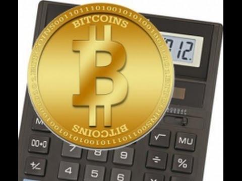 Активирую биткоинфонд и граюсь с калькулятором