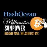 "HashOcean Billionaire's Club – The No.1 Bitcoin Cloud Mining ""People's Choice Award"""