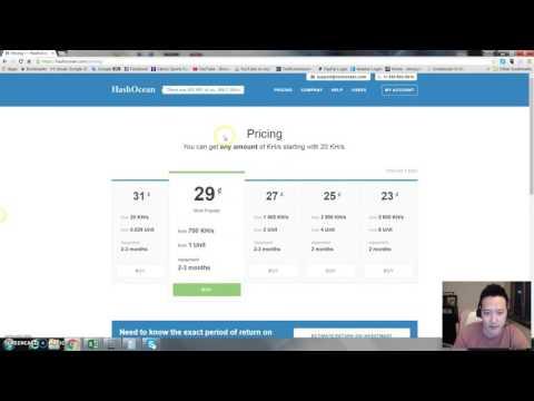 HashOcean best Bitcoin Mining Autopilot!