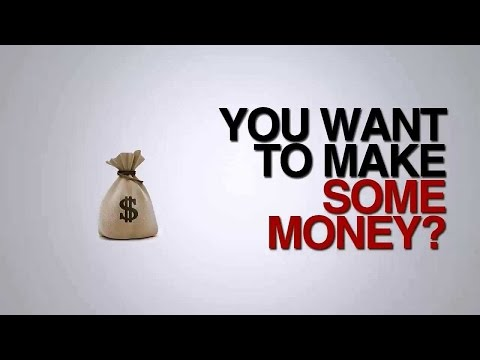 The Easiest Way To Make Money Online!!