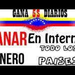 Como Ganar Dinero por Internet en Venezuela y en Otros Paises (Money Venezuela) – Nueva Forma – 2016
