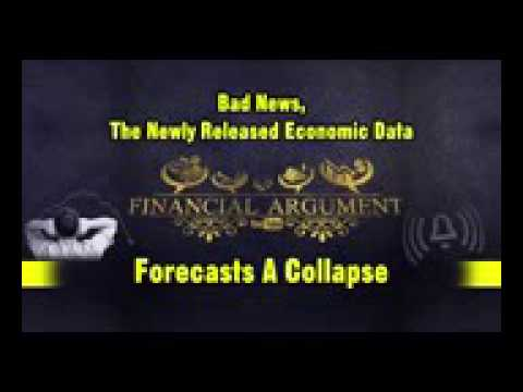 USA Economy News - BAD NEWS ! ! ! The Newly Released Economic Data Forecasts A Collapse