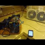 Bitmain Antminer S5 Noise Level Vs. Holmes Dual Window Fans – Decibel Meter – Bitcoin Mining