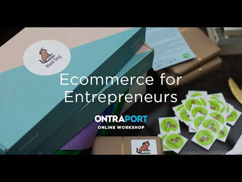 Ecommerce for Entrepreneurs: How to Boost Sales and Make More Money Online